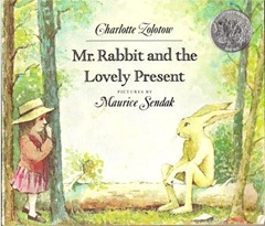 Mr. Rabbit and the Lovely Present - Frontispiece