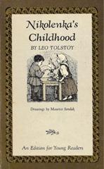 Nikolenka's Childhood - Frontispiece